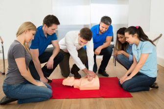 Workplace CPR