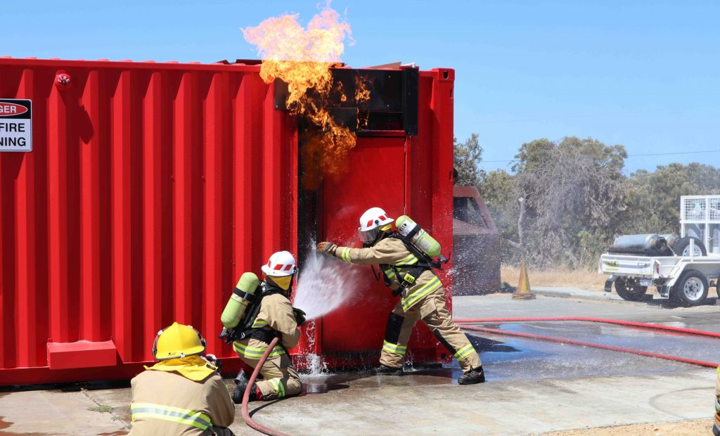 Fire Training Course in Perth