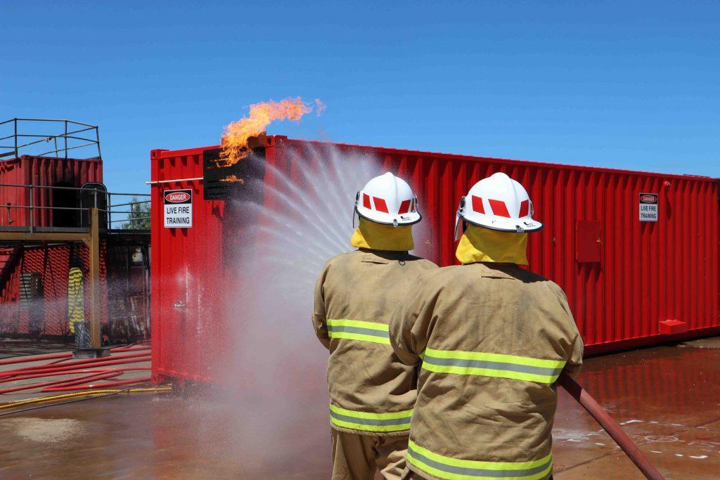Fire Team Member Training