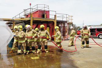 Fire Team Operations Course Perth Western Australia
