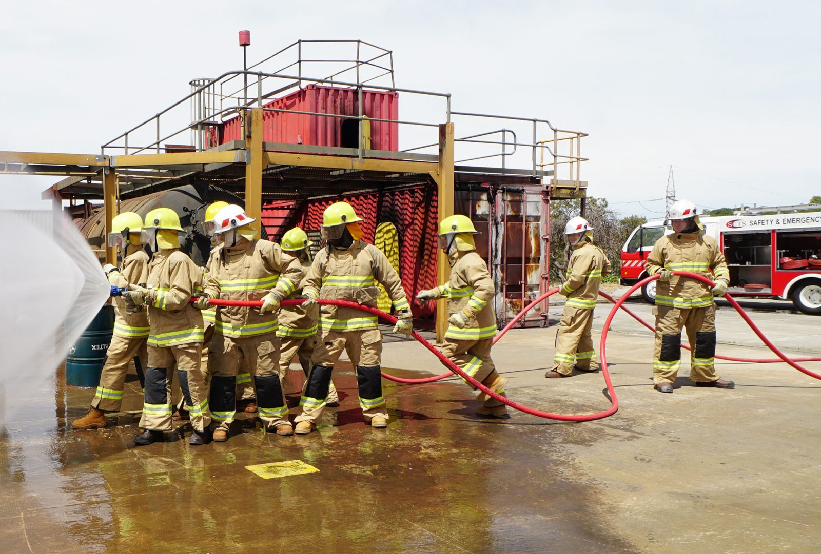 Fire Team Operations Course Perth Western Australia