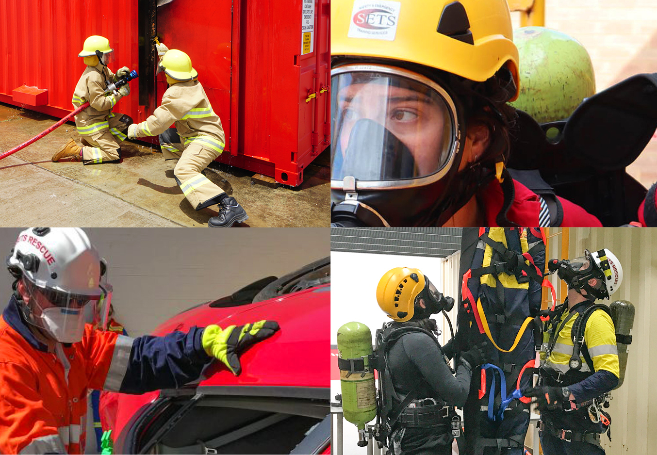 Cert III Mines Rescue Course Perth