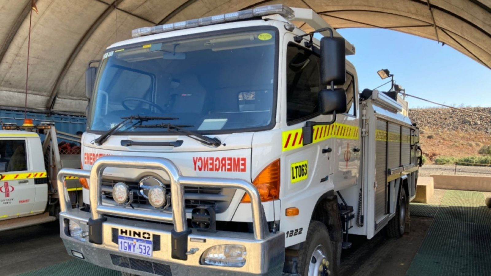 SETS Emergency Vehicle